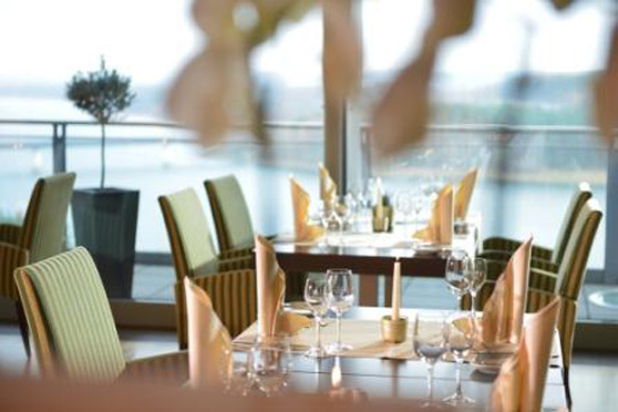 Unsere Panorama-Restaurantetage