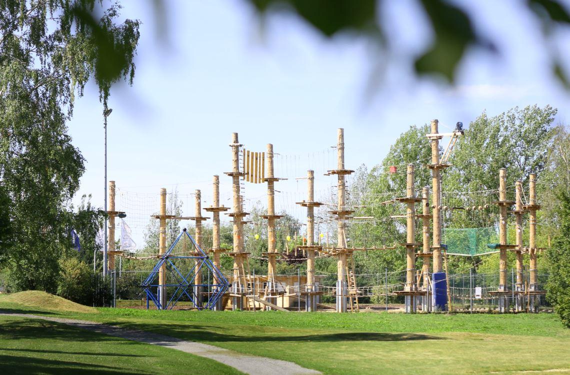 Panorama Hochseilgarten