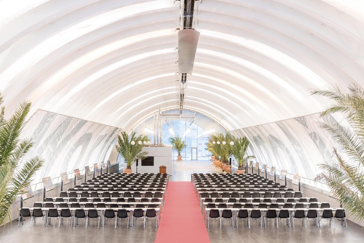 Tropical Islands Business-Veranstaltungen