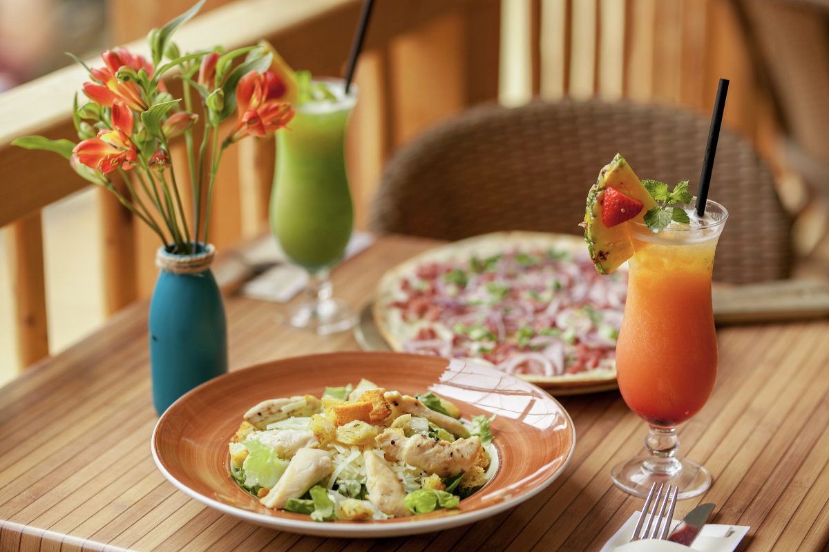 Tropical Islands Gastronomie