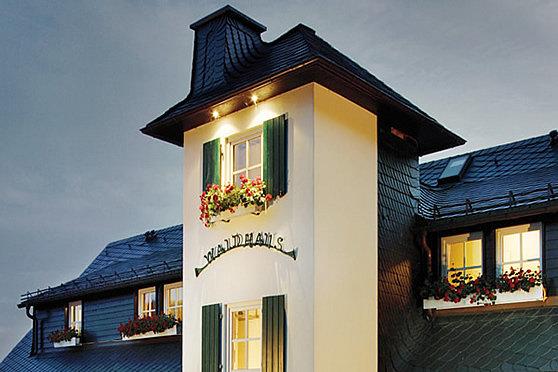 Willkommen im Waldhaus Ohlenbach