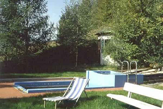 Schwimmen, relaxen, saunieren
