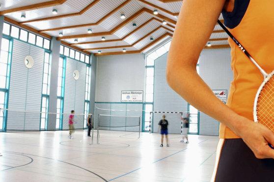 Sporthalle im Victor's Residenz Hotel Schloss Berg