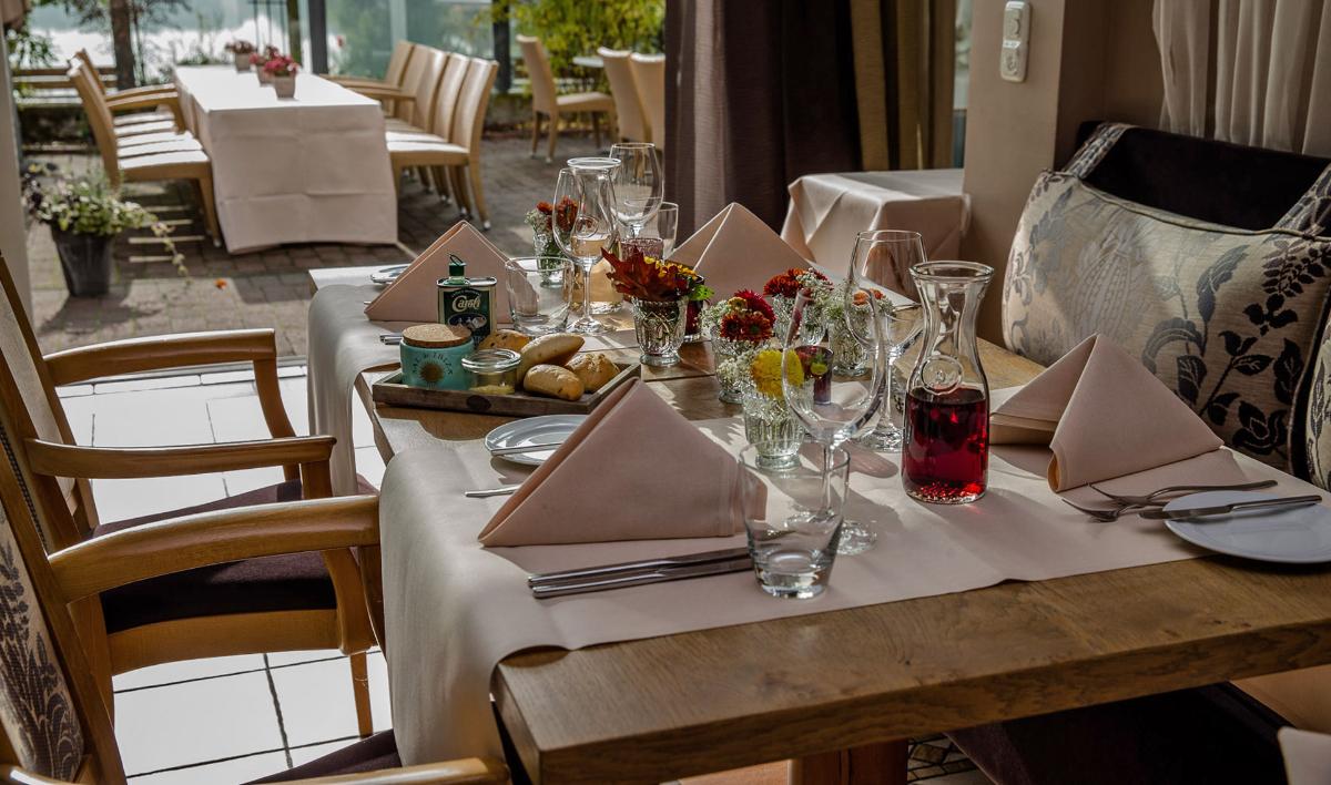 Seehotel Niedernberg Restaurant