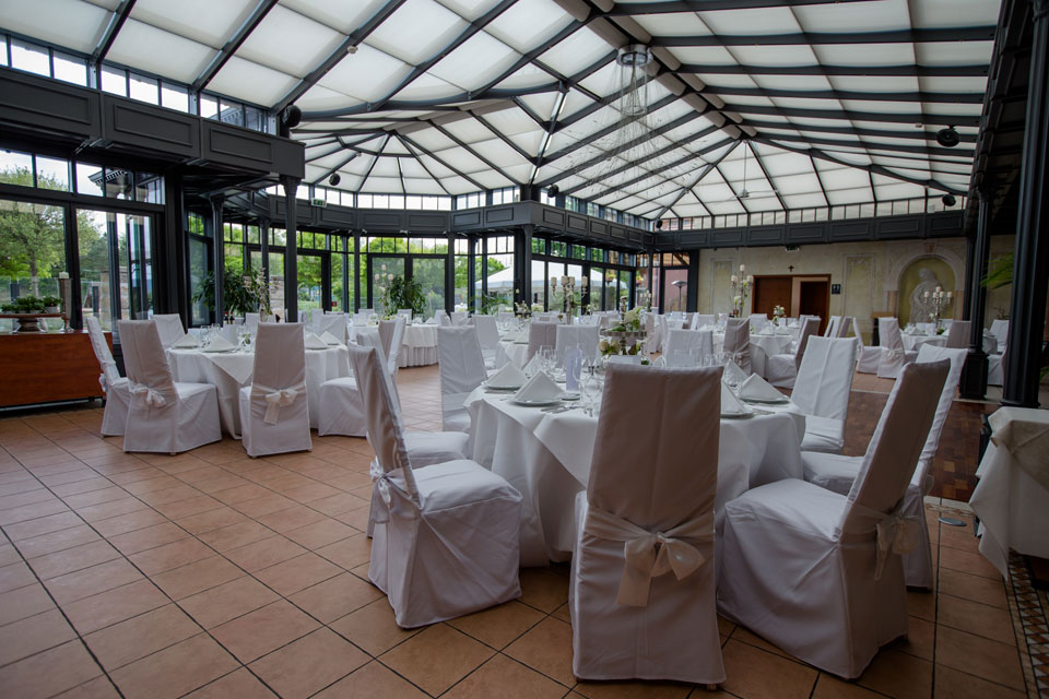 Event in der Orangerie