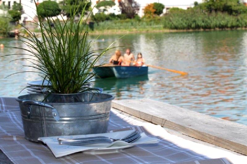 Entspannte Momente im Seehotel Niedernberg Beach Club