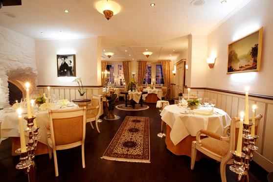 Das Gourmet-Restaurant