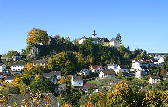 Dauner Burg