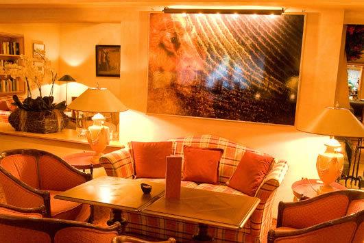 Gem�tliches Ambiente in unserer Lounge