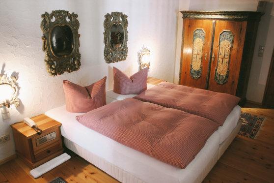 Schlafzimmer-Beispiel