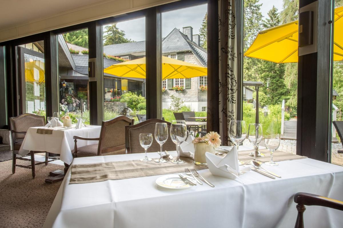 Hotel Stryckhaus in Willingen - Speisekarte voller Genussmomente