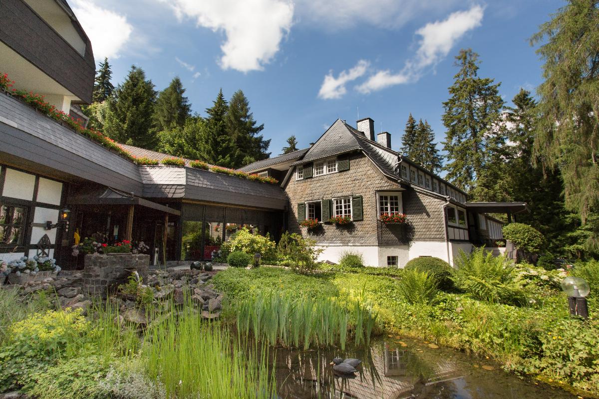 Herzlich Willkommen im Romantik Hotel Stryckhaus