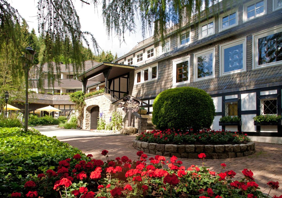 Romantik Hotel Stryckhaus in Willingen freut sich auf Ihren Besuch