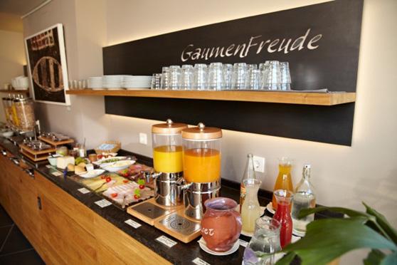 Fr�hst�cksbuffet