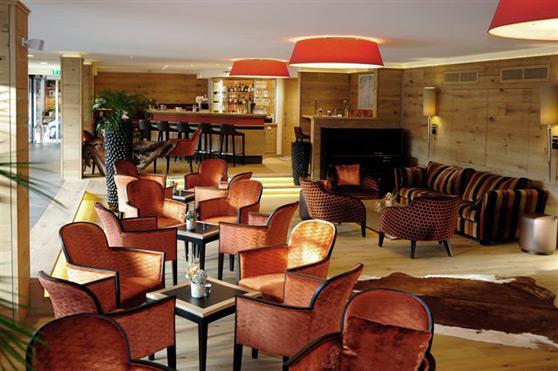 Neue Lobby und Hotelbar