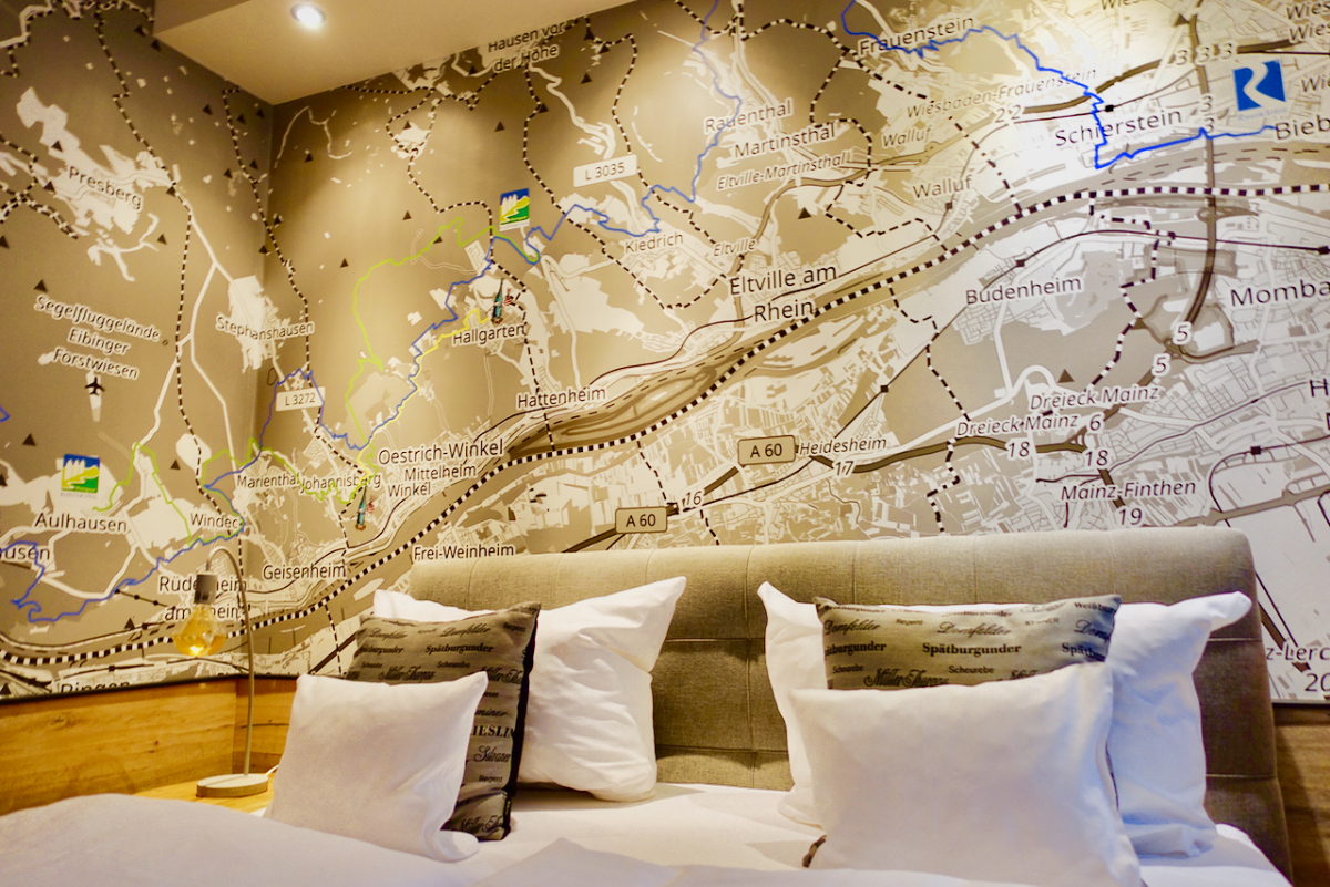 Regionszimmer - Nägler's Fine Lounge Hotel Rheigau
