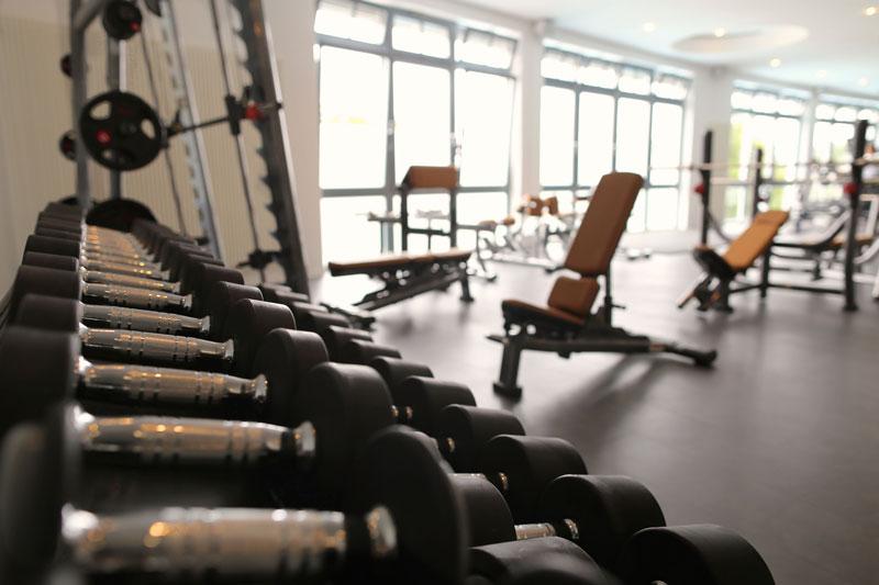 Fitness Fleesensee - modernste Geräte der Marke LifeFitness sowie wechselndes Kursprogramm