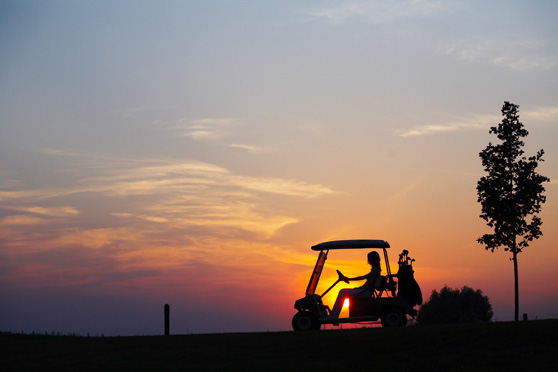 Lust auf eine Runde Golf am Fleesensee?