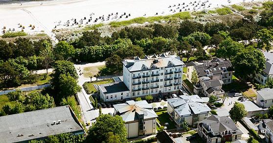 Willkommen im Strandhotel Heringsdorf