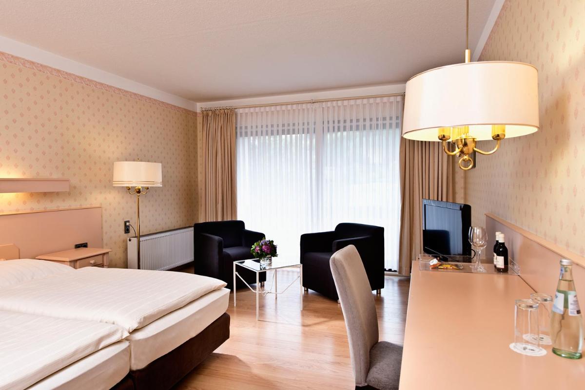 Wyndham Garden Hotel in Gummersbach Zimmerbeispiel