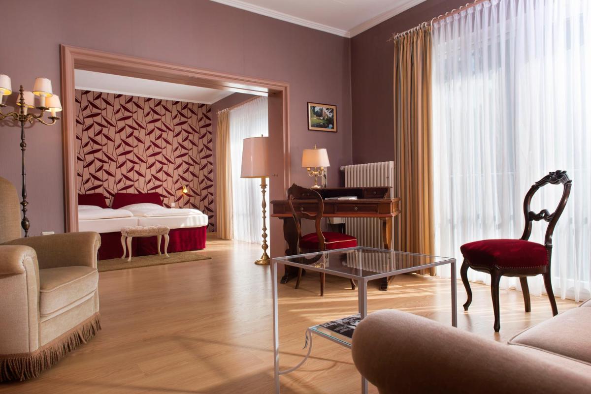 4* Wyndham Garden Gummersbach Hotel - Beispiel Suite