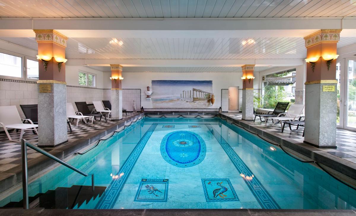 Wellnessbereich Wyndham Garden Gummersbach Hotel