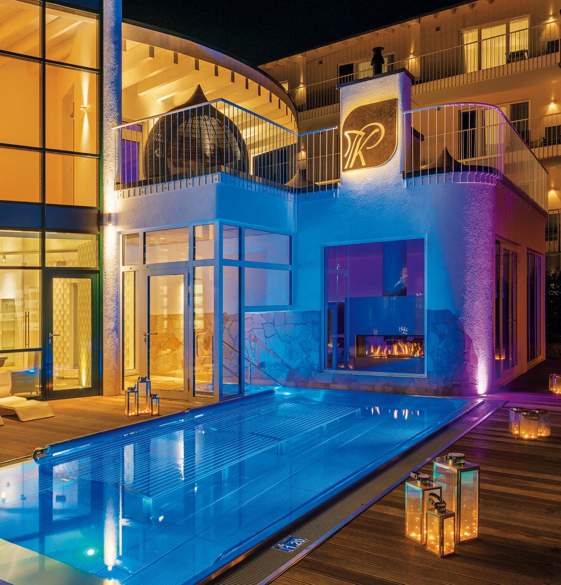 Poolhaus (Bildquelle: Vital- und Wellnesshotel zum Kurfürsten)