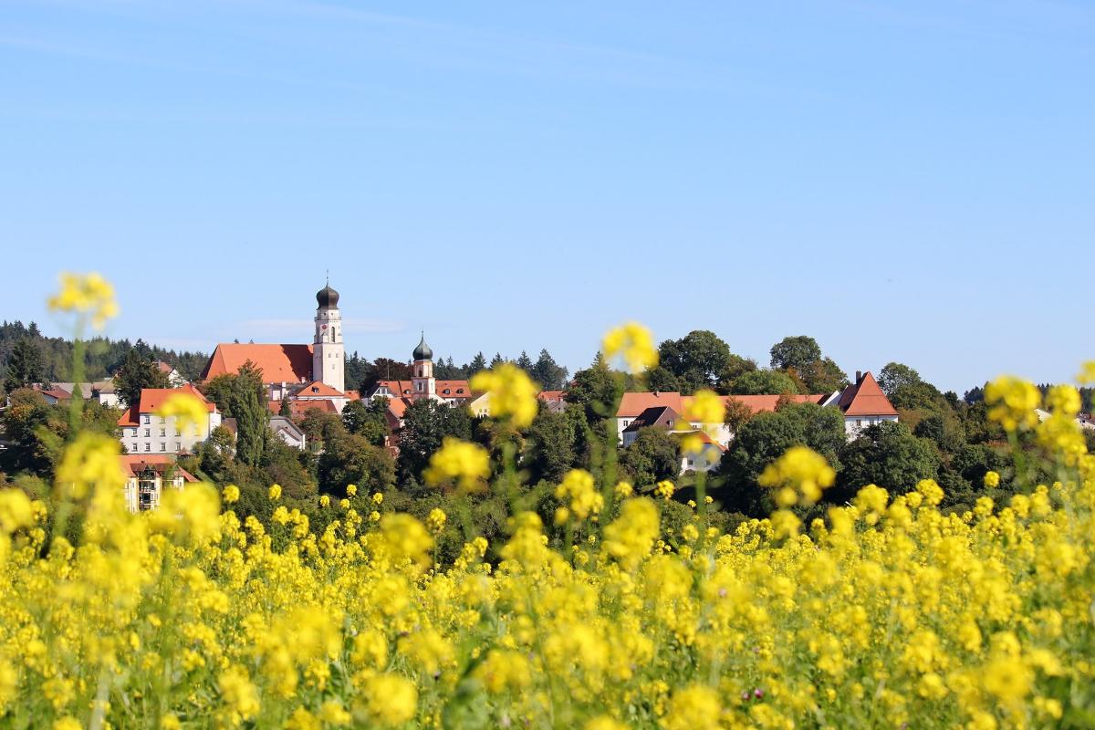 Landschaft Bad Griesbach