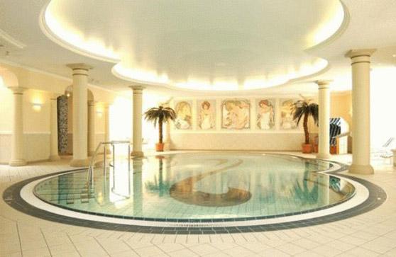 Chlorfreier Pool