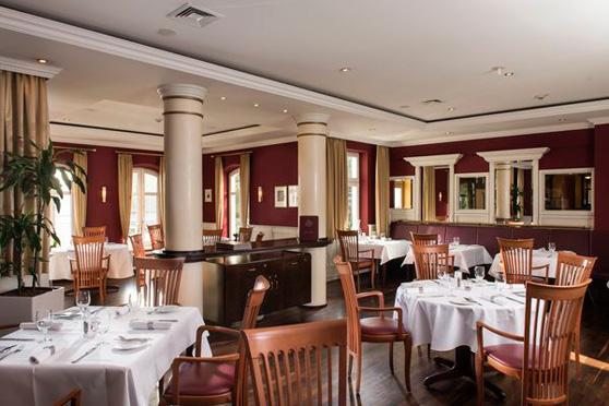 á la carte Restaurant