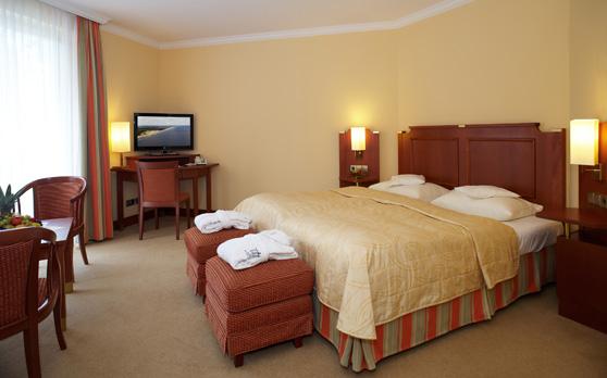 Wohnbeispiel Komfort-Doppelzimmer