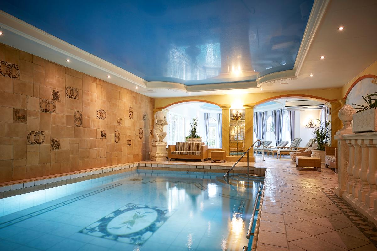 G�bel's Landhotel Schwimmbad