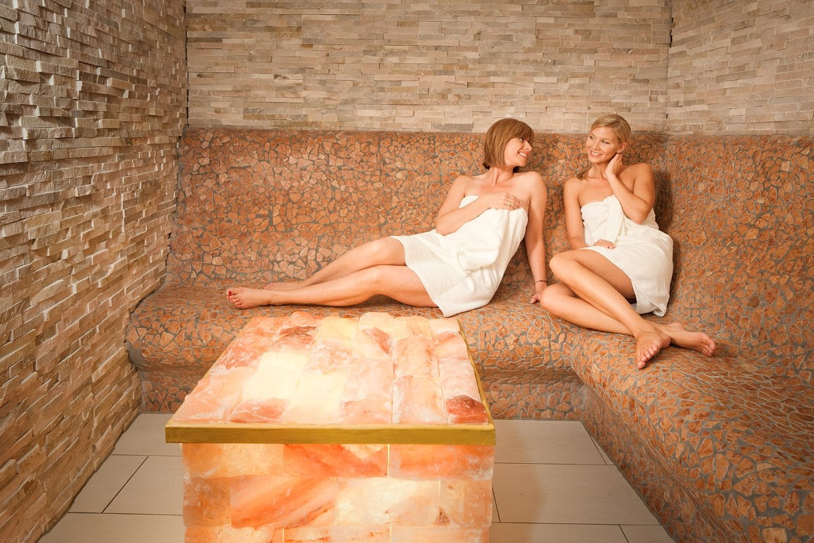 Wellness- und Beauty-Center