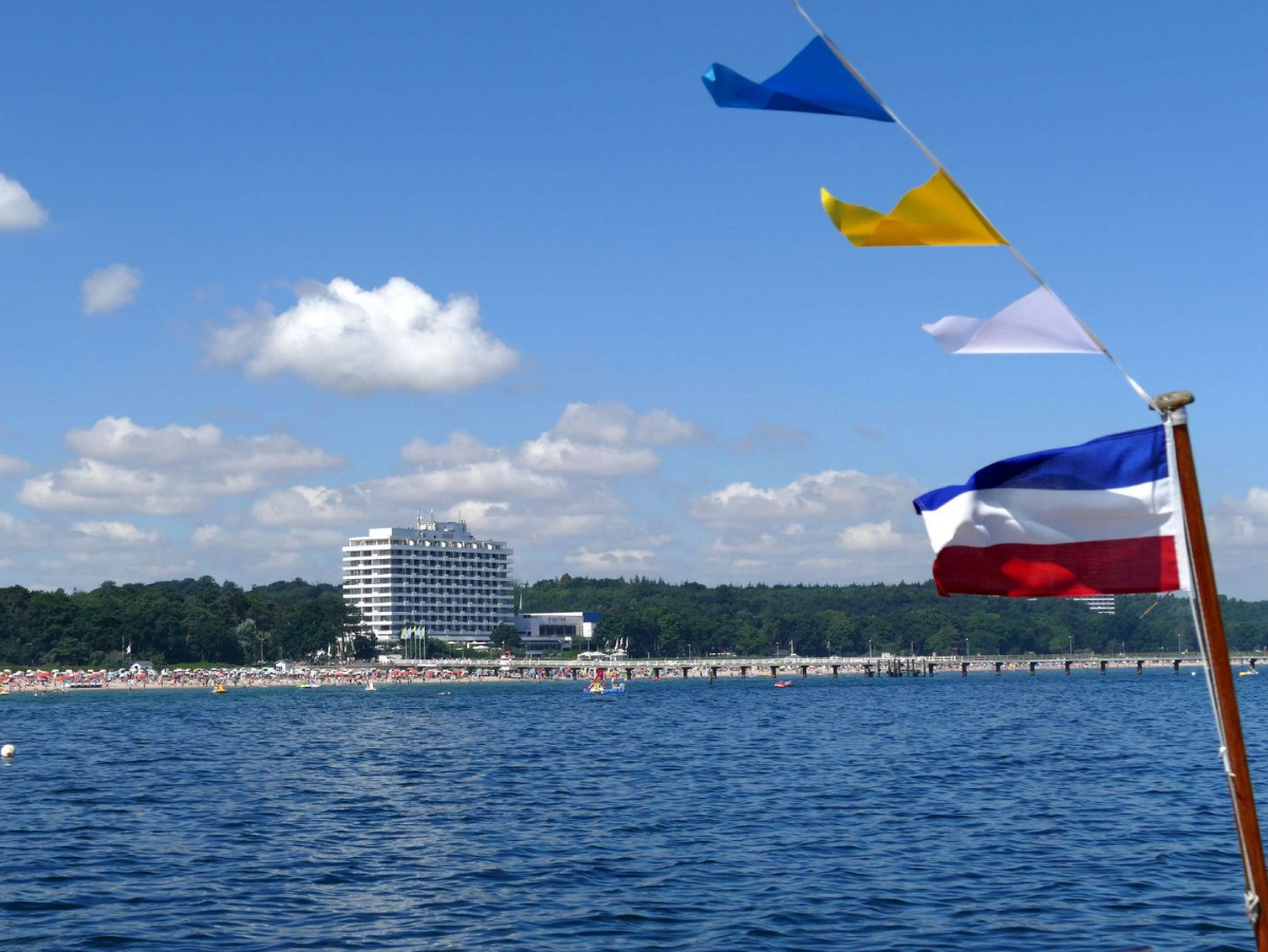 Maritim Seehotel Ostsee - Willkommen am Meer