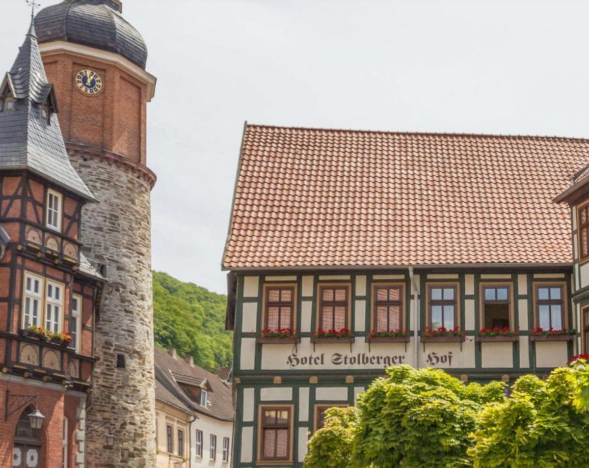 Stolberg Harz Urlaub