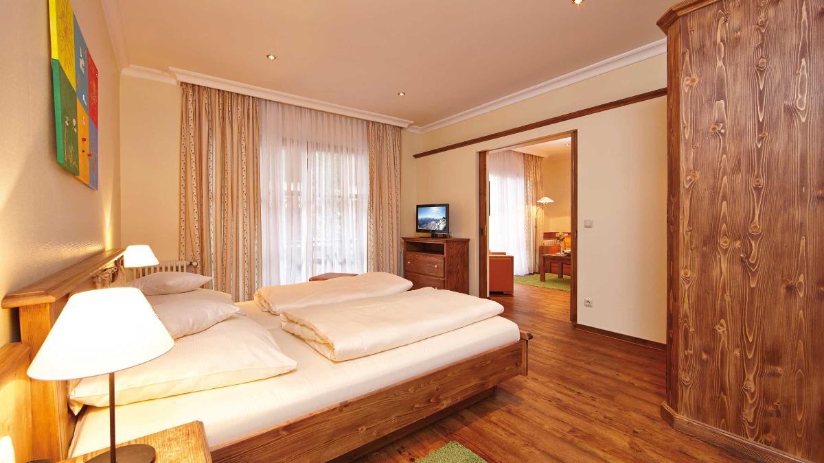 Hotel Zugspitze Wellness & Genuss