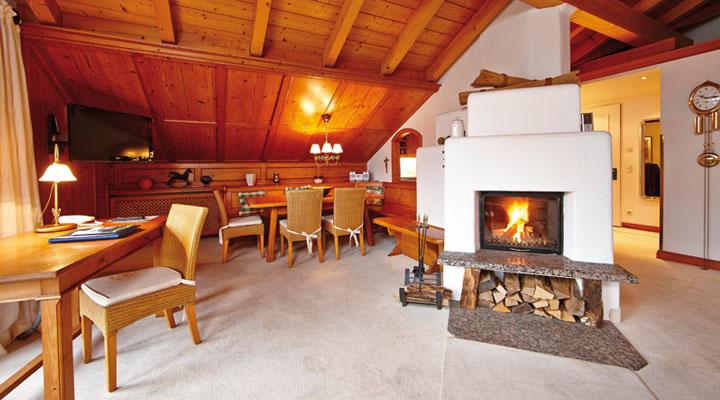Hotel Zugspitze Suite