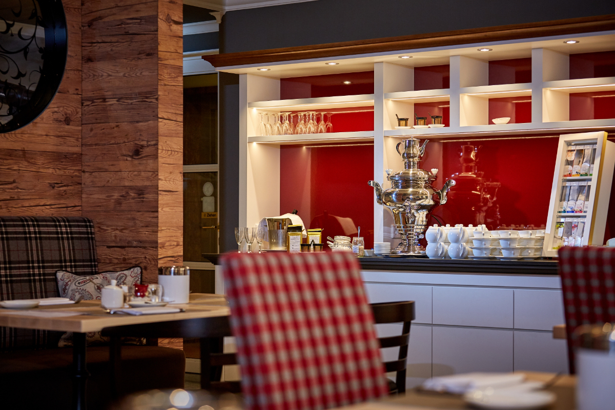Hotel Zugspitze Kulinarik