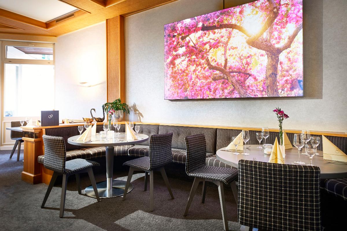 Restaurant im G�bel's Hotel Rodenberg