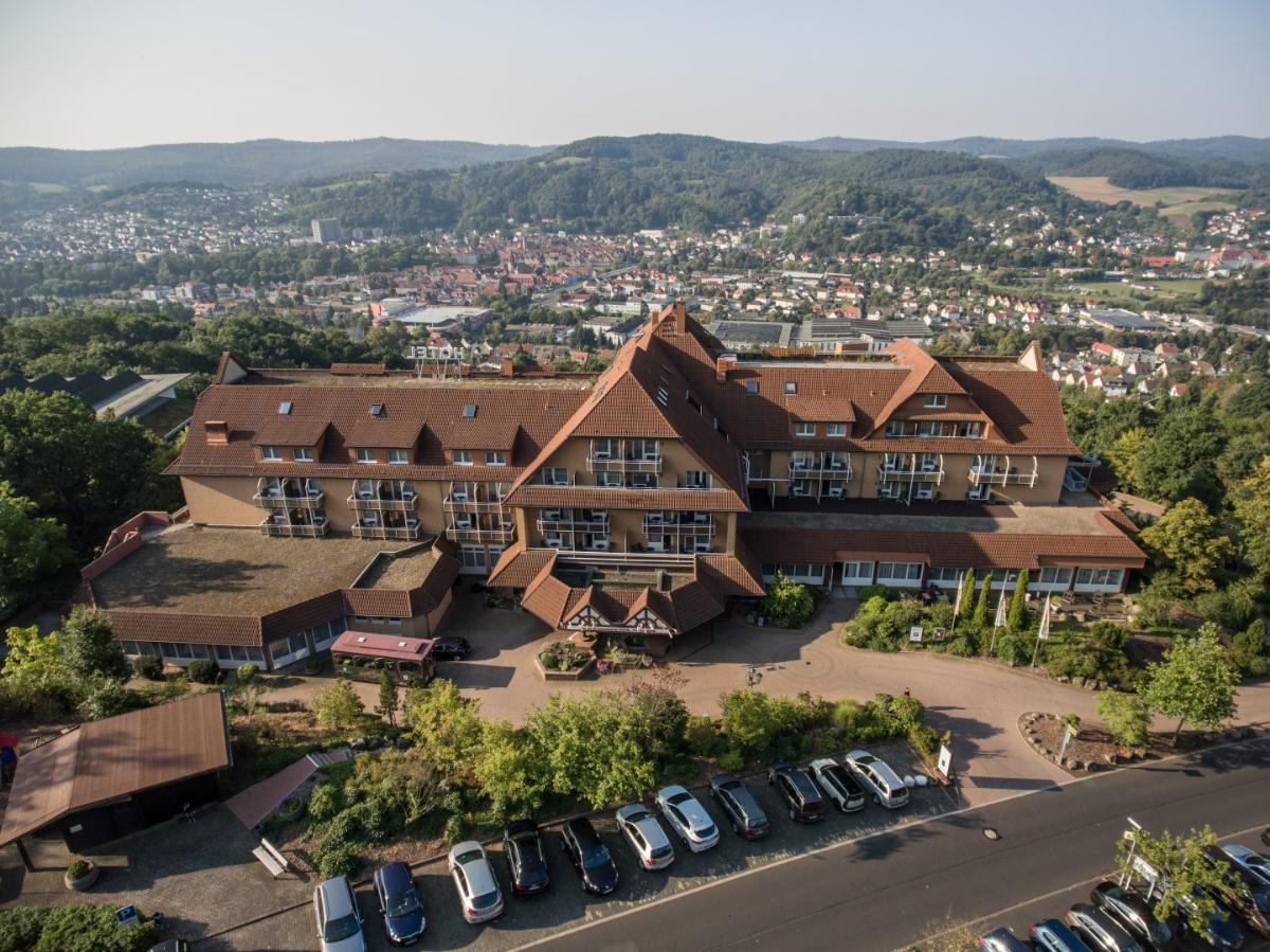 Außenansicht Göbel´s Hotel Rodenberg