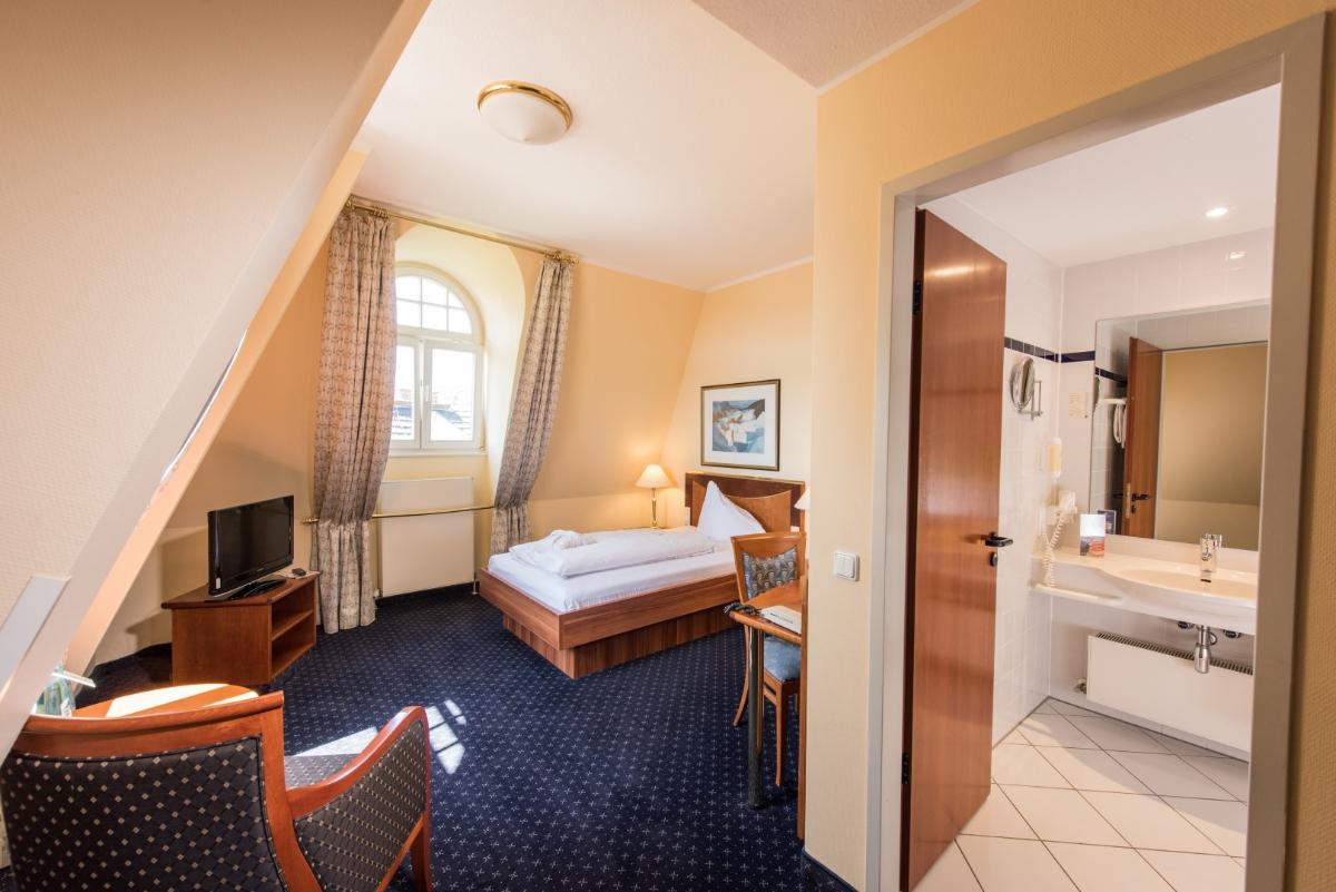 Zimmerbeispiel Doppelzimmer