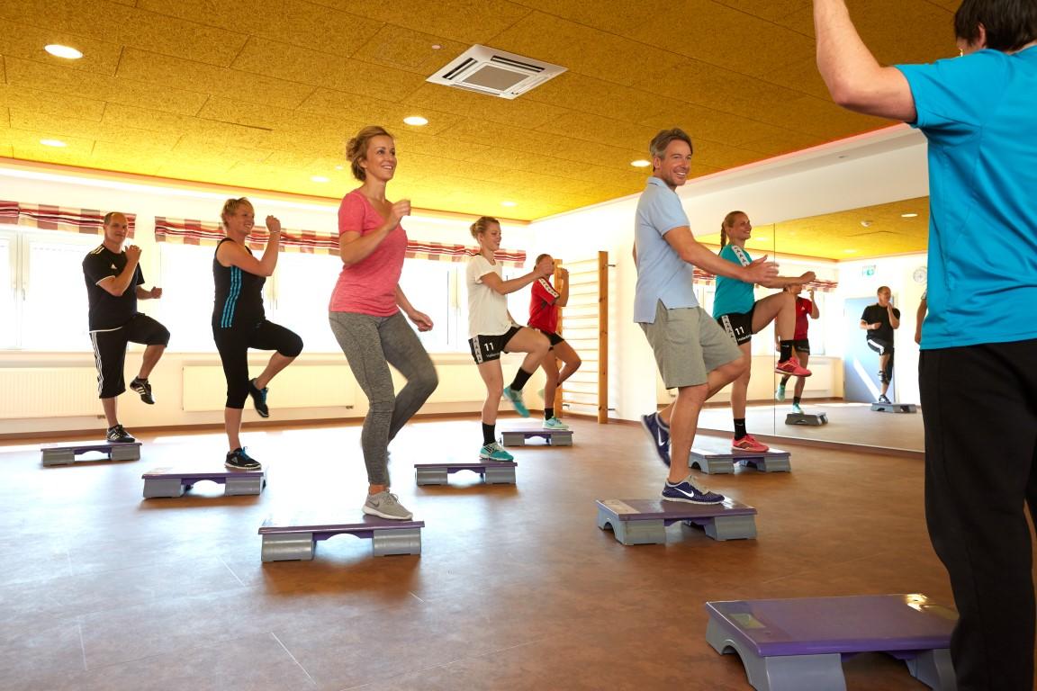 Fitnessraum & Workout-Programme