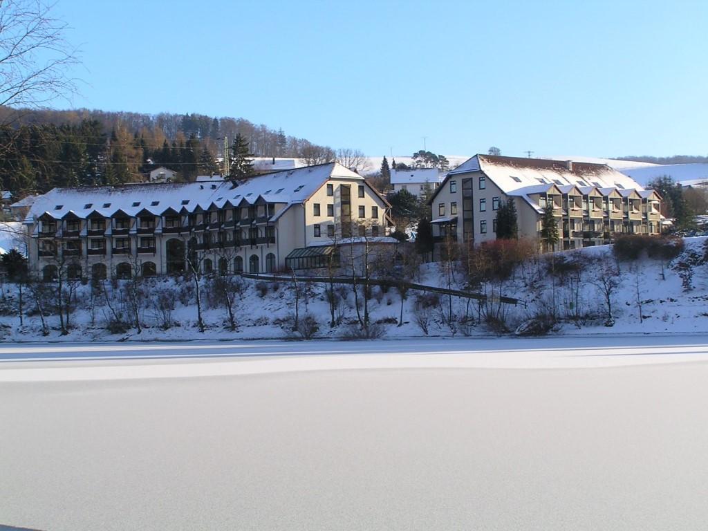 Göbel's Seehotel im Winter