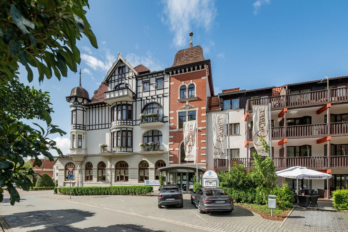 Göbel's Vital Hotel in Bad Sachsa