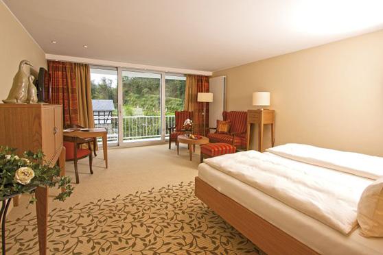 Hotelzimmer Alte Sägerei