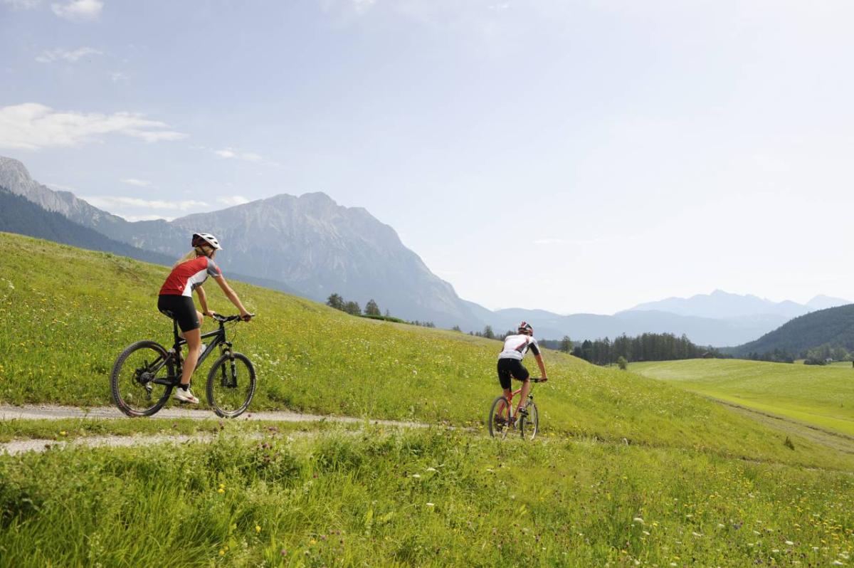 Biken in Tirol