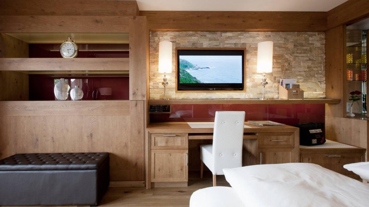 Doppelzimmer Deluxe - Landgarten