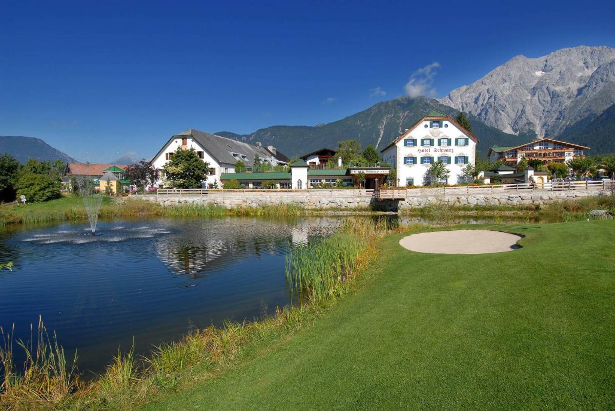 Hotelansicht des Alpenresort Schwarz
