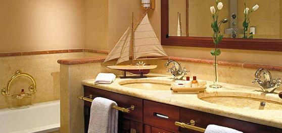 Ansicht Skipper's Cabin Badezimmer