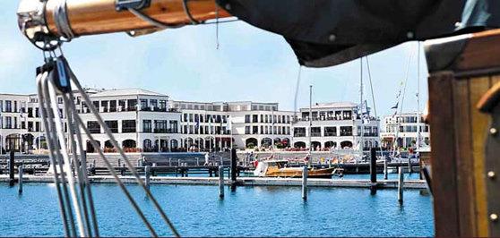 Die Yachthafenresidenz Hohe Düne